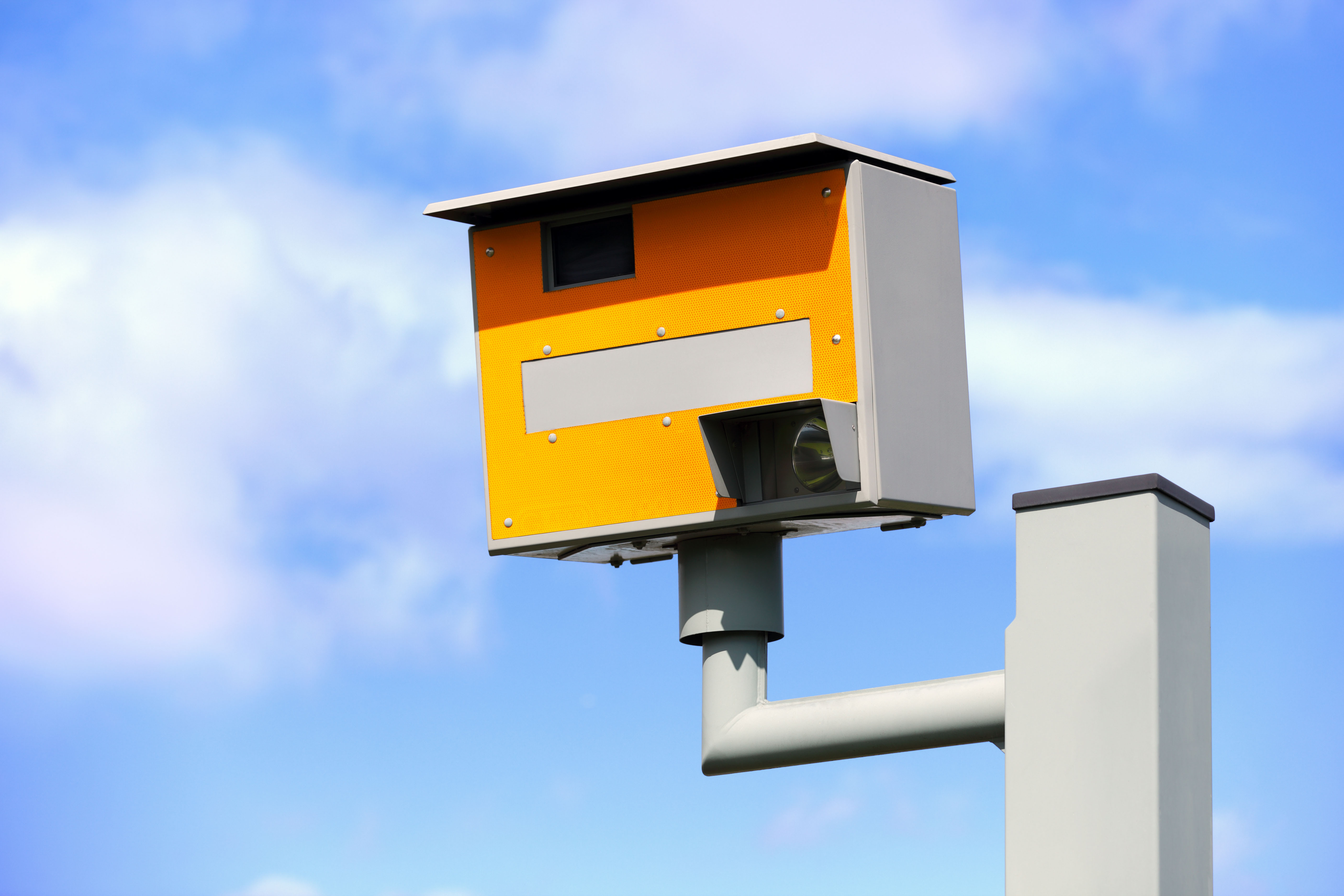 Brits can be hit with a maximum £2,500 fine for speeding on the motorway