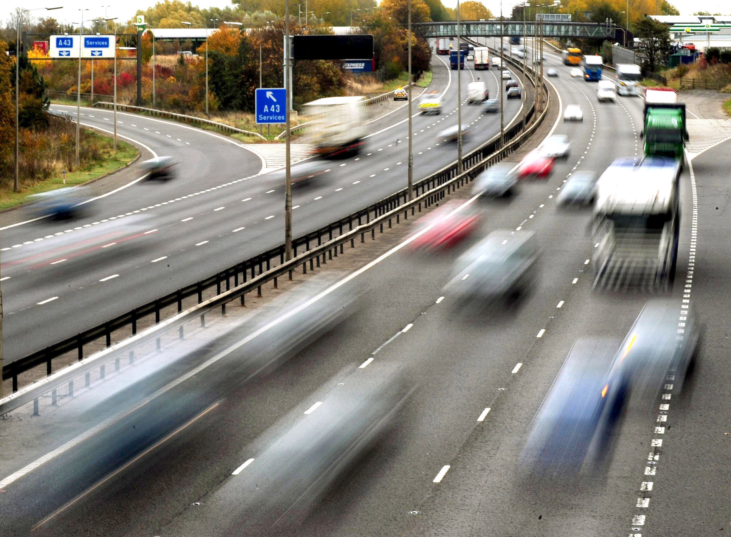 Drivers have just a minute to react to speed limit changes before being fined