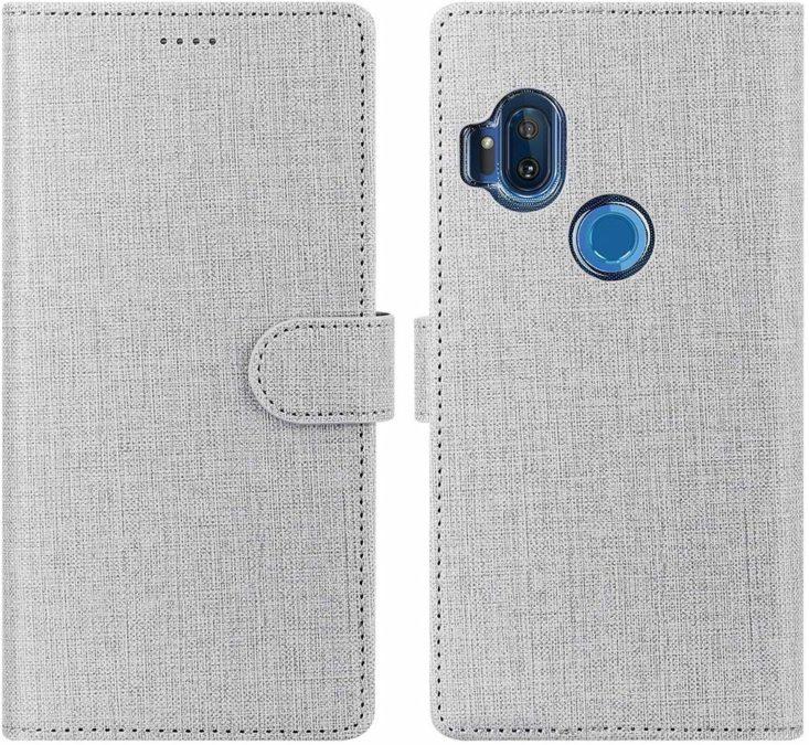 feitenn wallet case for the Motorola One Hyper