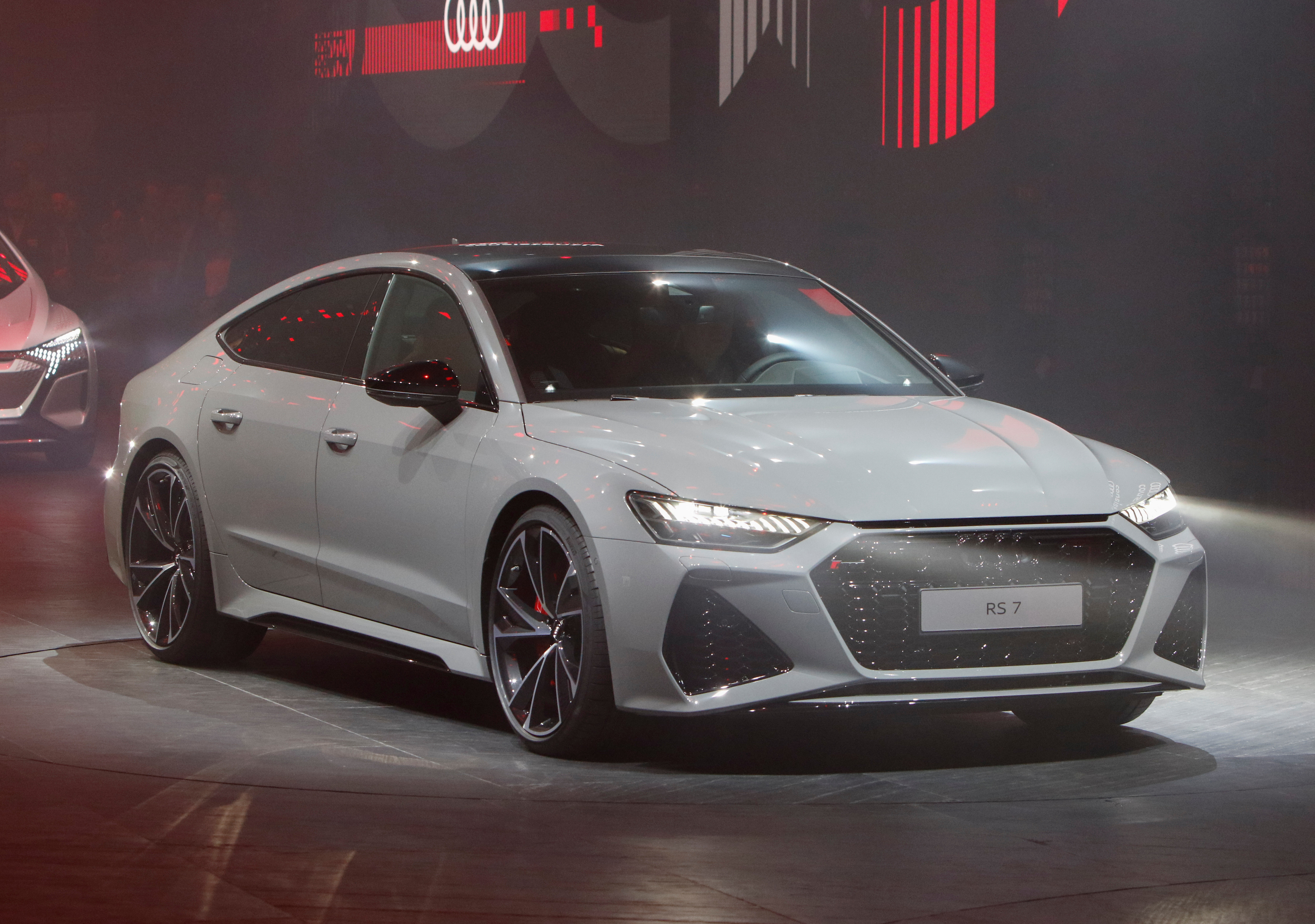 In the growing market for four-door coupe's the RS7 has finally found its feet